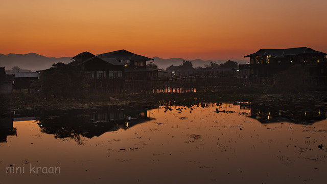 Room with a view - Inle lake - Myanmar
