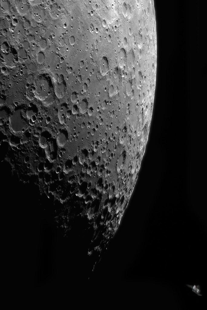 20200331 19-46UT Moon & ISS