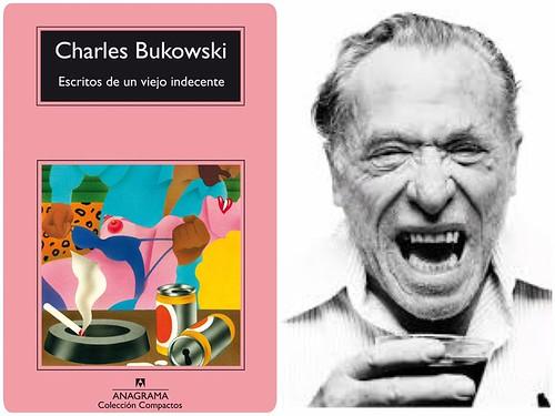 """""""ESCRITOS DE UN VIEJO INDECENTE"""" de Charles Bukowsky"""