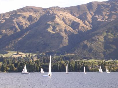 Wanaka Sailboats