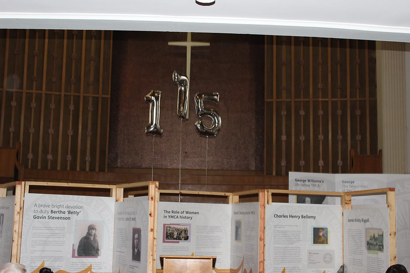 YMCA Humber 175 Exhibition