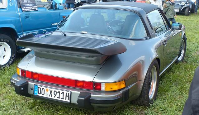 Porsche 911 Targa hr
