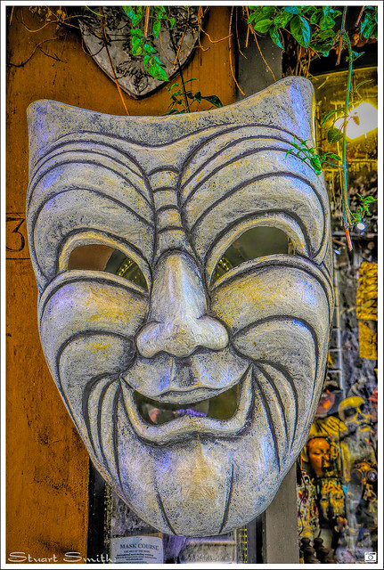 Alice's Masks Studio, Via Faenza 72, Florence, Tuscany, Italy