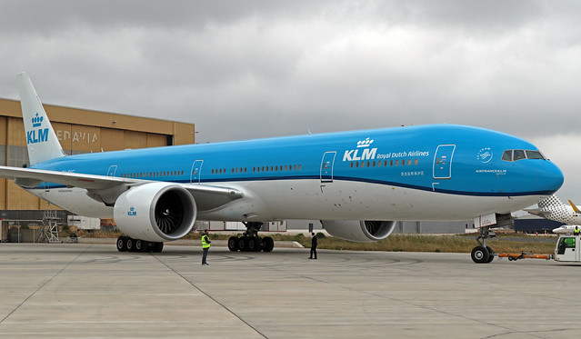 PH-BVG LMML 20-03-2020 KLM Royal Dutch Airlines Boeing 777-306ER CN 38867