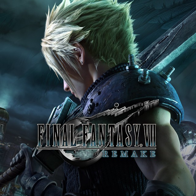 Thumbnail of FINAL FANTASY VII REMAKE on PS4