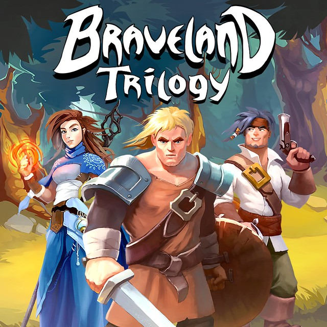 Thumbnail of Braveland Trilogy on PS4