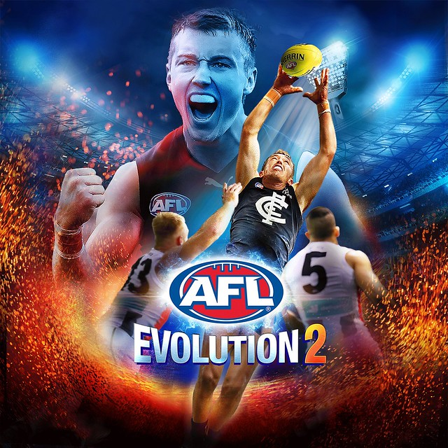 Thumbnail of AFL Evolution 2 on PS4