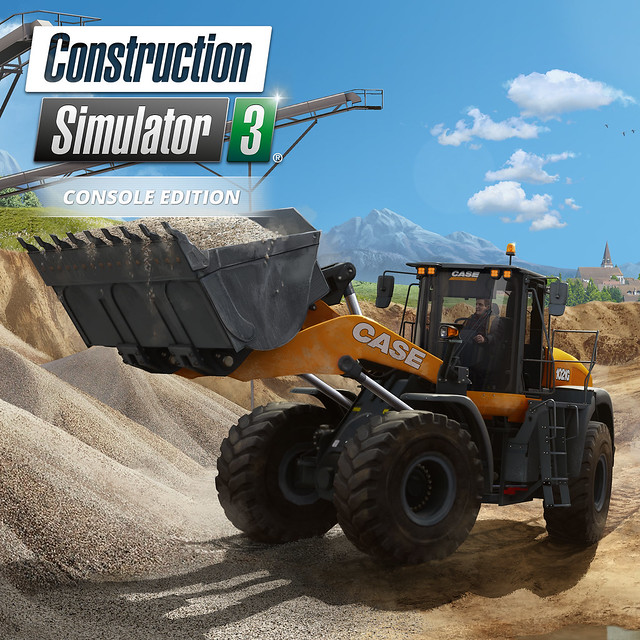 Thumbnail of Construction Simulator 3 - Console Edition on PS4