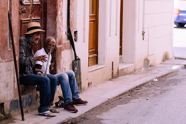 The people of Havana