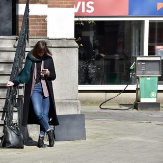 Bijtanken - Nassaukade Amsterdam
