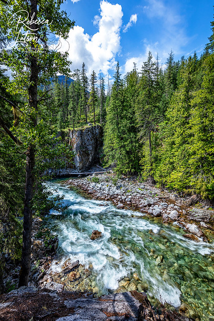 The Stehekin River At High Bridge [Explored 4/2/2020 Thank you!]