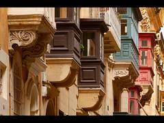 Valletta windows