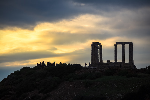Sounion - Poseidon Temple