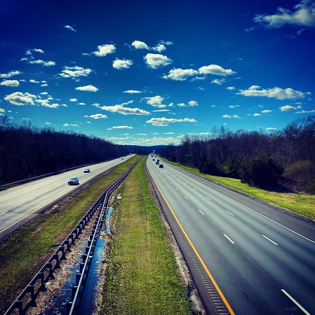 Route 78 NJ - 2 April 2020