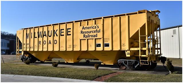 Pullman - Standard Refurbished Railcar @ Butler, PA