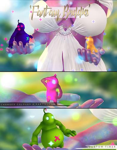 -Birth- 'Fantasy Buddies' Advert - Group Gift