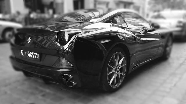 A fine, Italian rear end.