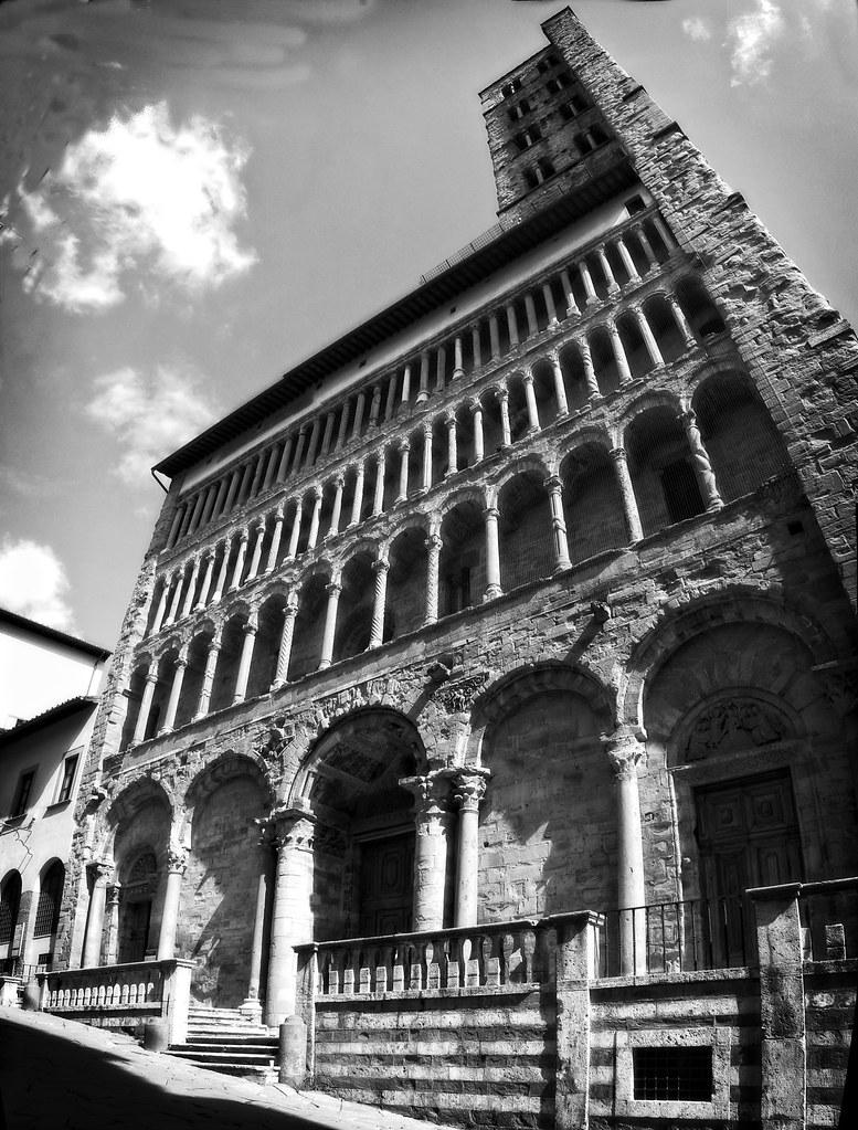 Arezzo, Santa Maria della Pieve  copy