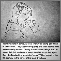viking haircut