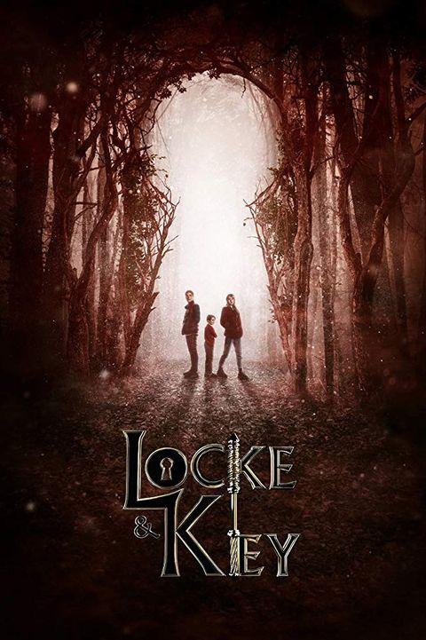 SERIE-LOCKE&KEY