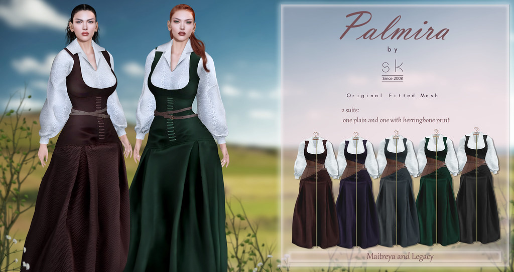 Palmira by SK poster