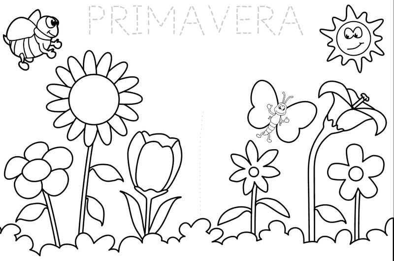 Imagen-para-colorear-de-la-primavera-0