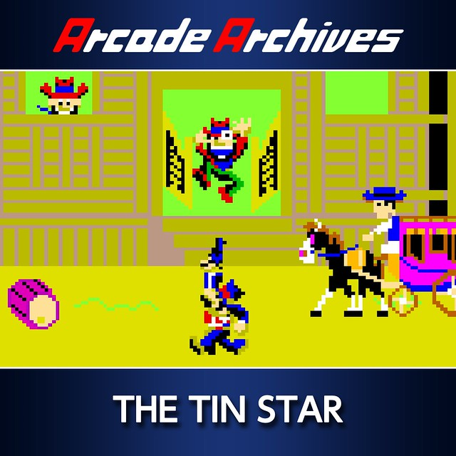 Thumbnail of Arcade Archives THE TIN STAR on PS4
