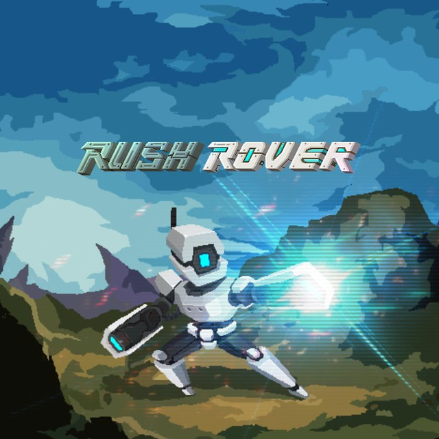 Thumbnail of Rush Rover on PS4