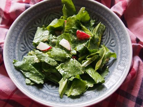 reteklevél saláta