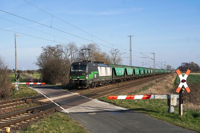193 286 LTE Logistik- and Transport- GmbH | Güterglück | März 2020