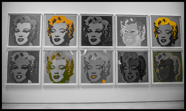 Marilyn by Andy.