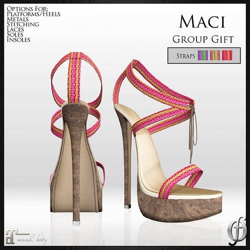 Felicity - Maci Stilettos (Group Gift)