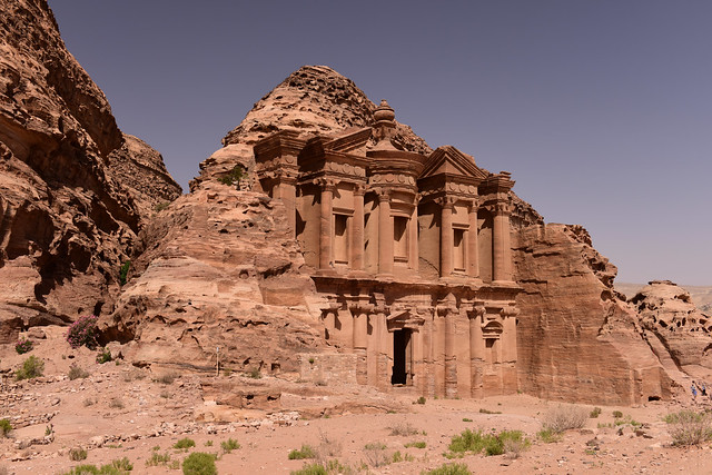 The Monastery, Petra, Jordan, June 2019 030