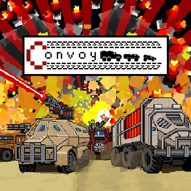 Thumbnail of Convoy: A Tactical Roguelike on PS4