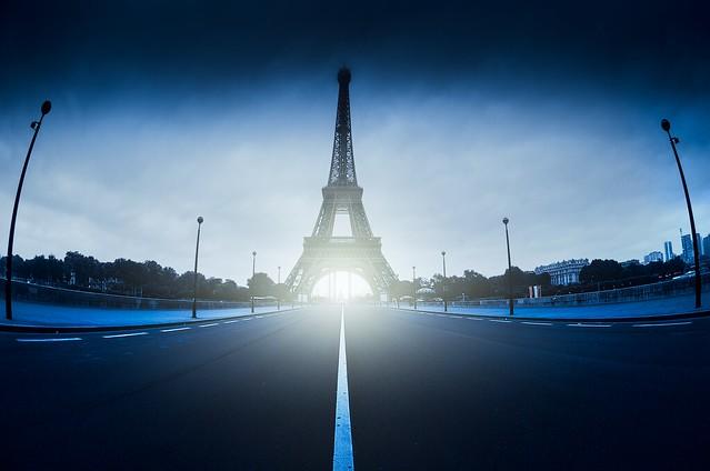 Paris Invasion