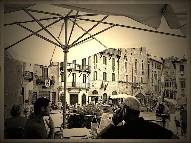 Arezzo d'estate, Piazza Grande
