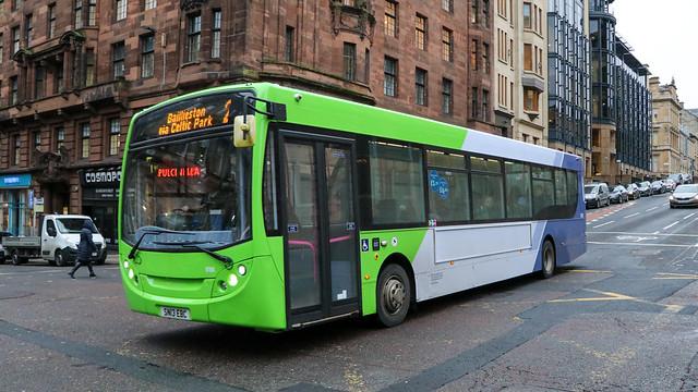 67808 SN13EBC First Glasgow