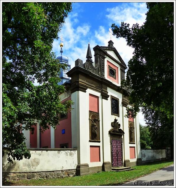 Wallfahrtskirche St. Isidor