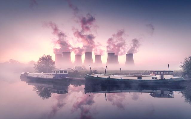 Steam Pink