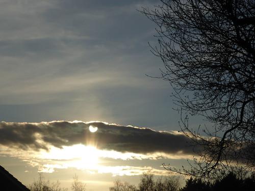 A Sunset Heart