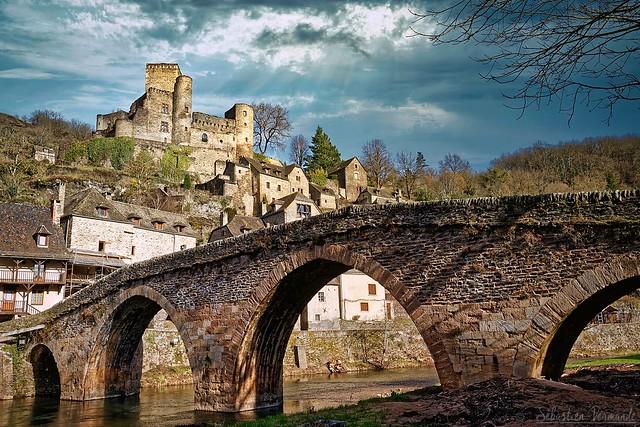 Belcastel en Aveyron 12
