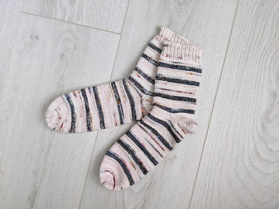 Self Isolation Socks by Winter's Weather Knits free for month of April