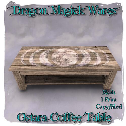 Ostara Coffee Table