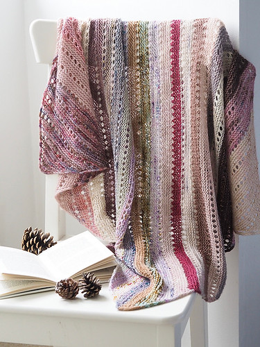 The Habitation Throw by Helen Stewart is free for the month of April using the code SHELTER