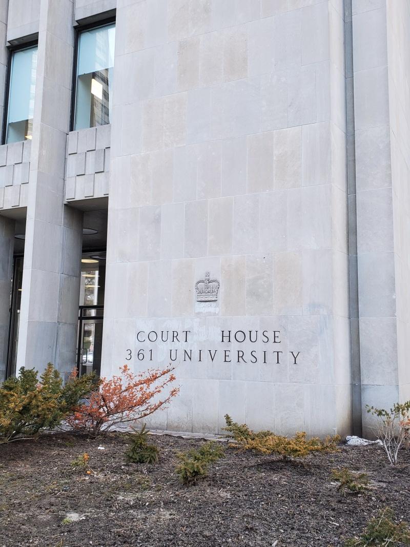 Toronto court house