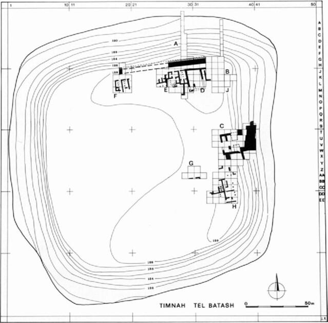 Tel-Batash-plan-km-1