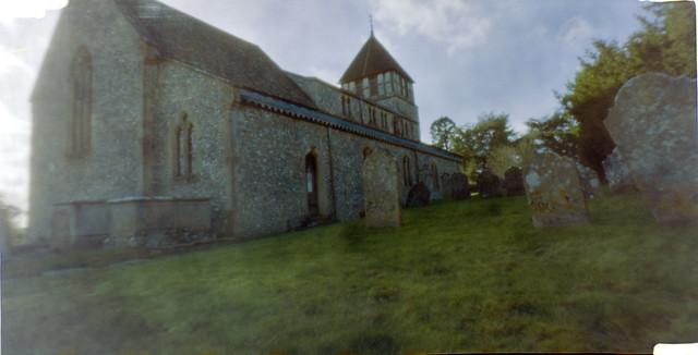 Pinhole Sparshalt Church