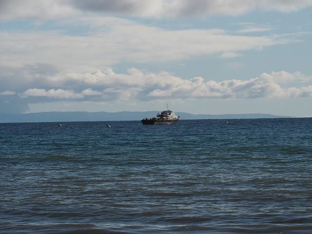 T3078412 oil platform service boat