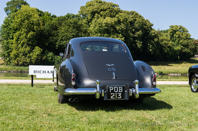 Bentley Type R Continental Fastback - 1955
