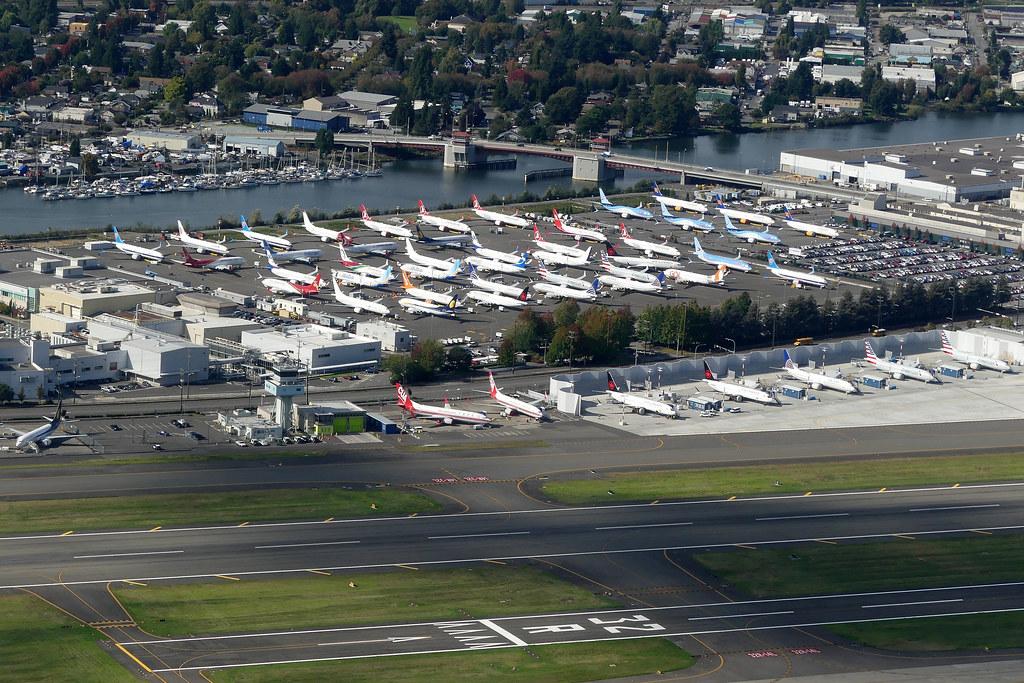 Max Storage - Boeing Field